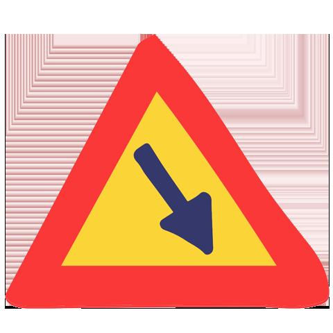 panneau de signalisation flèche indiquant le chemin